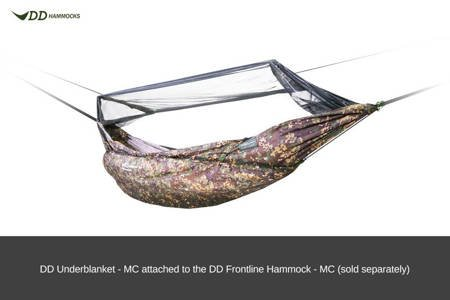 Ocieplacz do hamaka - Underblanket DD Hammocks - Multicam